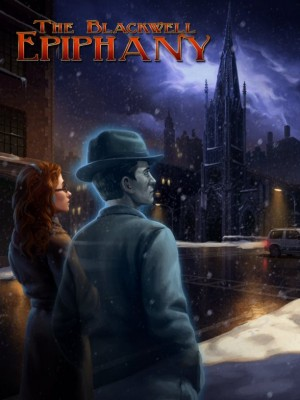 Blackwell Epiphany, The - Cover art