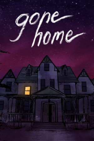 Gone Home - Cover art