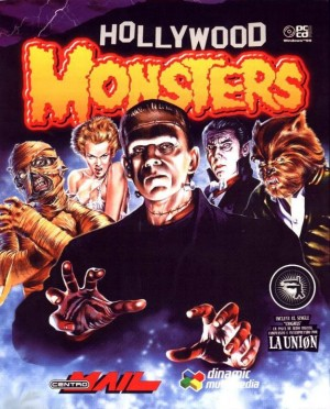 Hollywood Monsters - Cover art