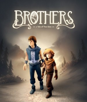 Brothers: A Tale of Two Sons Box Cover