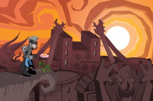 Epic Metal Knights: War, Love and Other Nonsense Screenshot #1