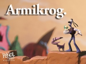 Armikrog. Box Cover