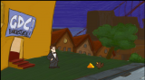 'Host Master Deux: Quest for Identity - Screenshot #4