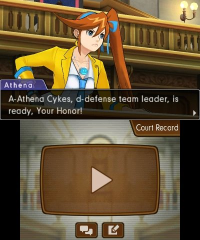 Phoenix Wright: Dual Destinies Screenshot 6