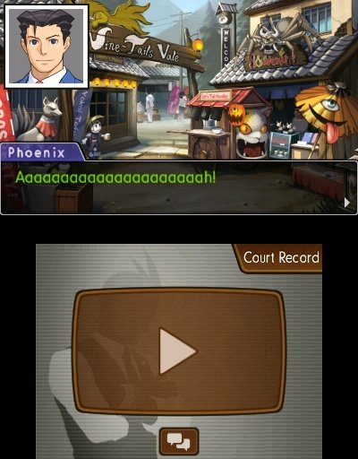 Phoenix Wright: Dual Destinies Screenshot 9