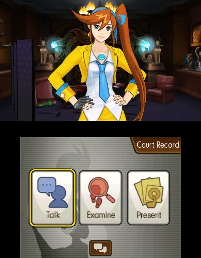 Phoenix Wright: Dual Destinies Screenshot 8