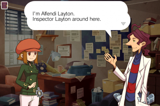 Screenshot for Layton Brothers: Mystery Room #0