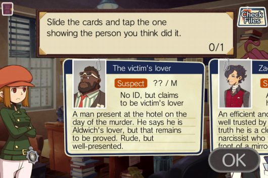 Screenshot for Layton Brothers: Mystery Room #3