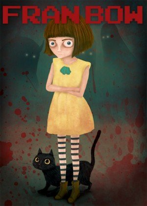 Fran Bow Box Cover