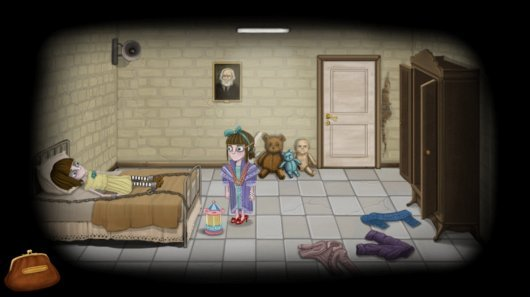 Fran Bow Screenshot 1