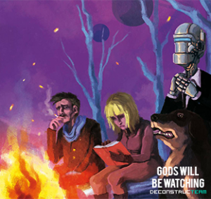 Gods Will Be Watching - Cover art