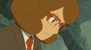 'Professor Layton and the Azran Legacy - Screenshot #9