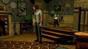 'The Wolf Among Us: Episode One - Faith - Screenshot #5