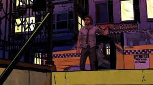 'The Wolf Among Us: Episode One - Faith - Screenshot #4