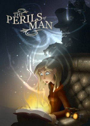 The Perils of Man Box Cover