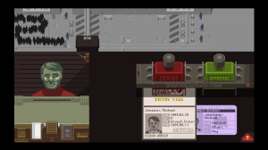 'Papers, Please - Screenshot #1