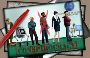 Conspirocracy Box Cover