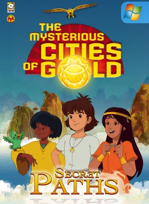 The Mysterious Cities of Gold: Secret Paths Box Cover