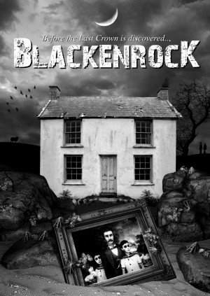 Last Crown: Blackenrock, The - Cover art