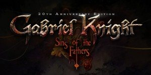 Gabriel Knight: Sins of the Fathers – 20th Anniversary Edition Box Cover
