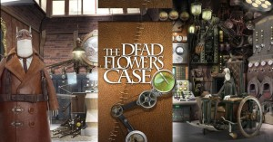 The Dead Flowers Case Box Cover