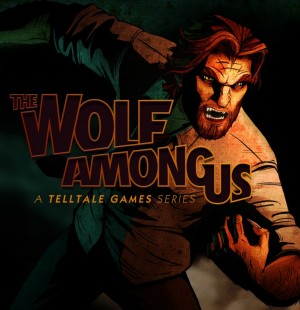 The Wolf Among Us: Episode Three: A Crooked Mile Box Cover