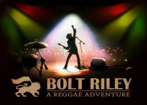Bolt Riley: A Reggae Adventure – Chapter 1 Box Cover