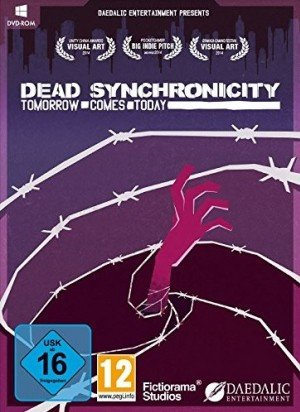 Dead Synchronicity: Tomorrow Comes Today Box Cover