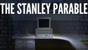 The Stanley Parable Box Cover