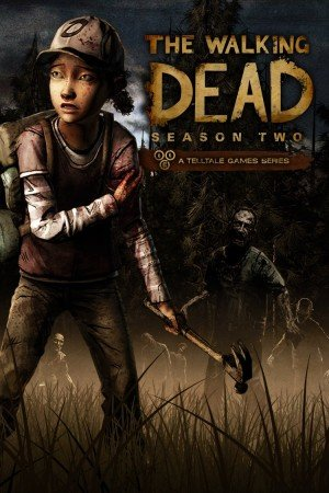 The Walking Dead: Season Two - Episode Three: In Harm's Way Box Cover