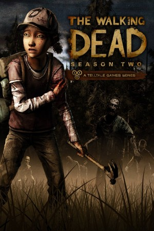 The Walking Dead: Season Two - Episode Four: Amid the Ruins Box Cover
