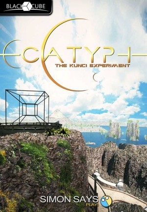 Catyph: The Kunci Experiment - Cover art