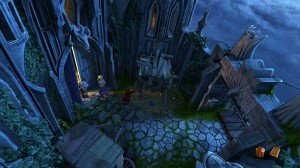 'The Book of Unwritten Tales 2 - Screenshot #5