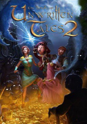 The Book of Unwritten Tales 2 Box Cover