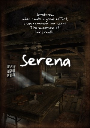 Serena - Cover art