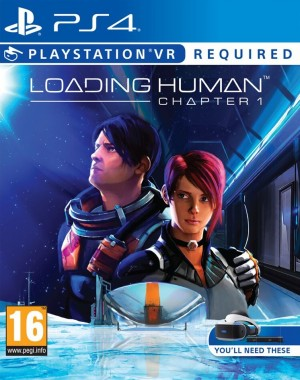 Loading Human Box Cover