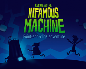Kelvin and the Infamous Machine Box Cover