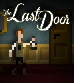Last Door: Season One - Episode Four: Ancient Shadows, The - Cover art