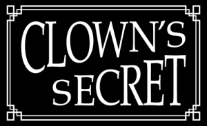 Clown's Secret Box Cover