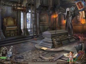 'Haunted Manor: Painted Beauties - Screenshot #2