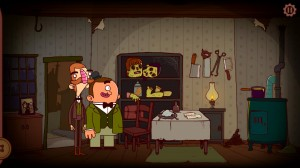 'The Adventures of Bertram Fiddle: Episode 1 - A Dreadly Business - Screenshot #2