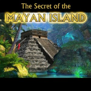 The Secret of the Mayan Island Box Cover