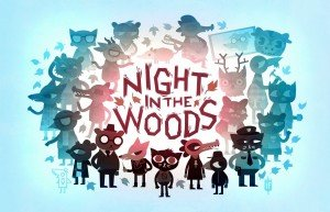 Night in the Woods Box Cover