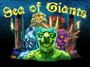 Sea of Giants Box Cover