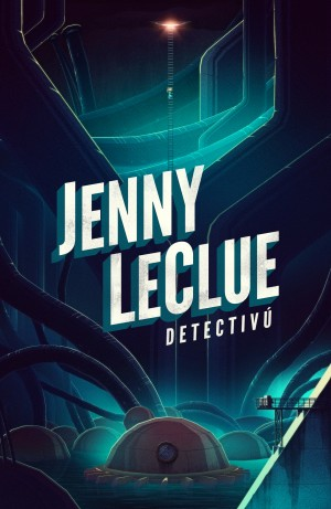 Jenny LeClue Box Cover