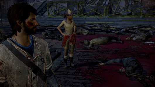 Screenshot for Walking Dead: A New Frontier, The 3