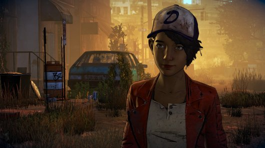 Screenshot for Walking Dead: A New Frontier, The 1