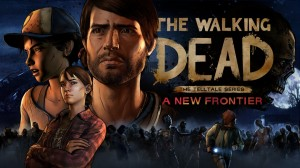 The Walking Dead: A New Frontier Box Cover