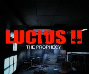 Lucius II: The Prophecy Box Cover