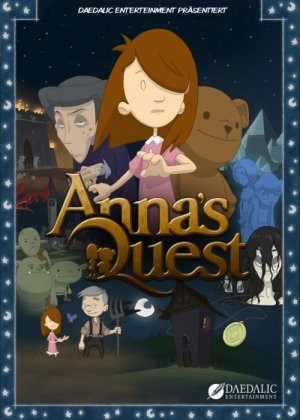 Anna's Quest Box Cover